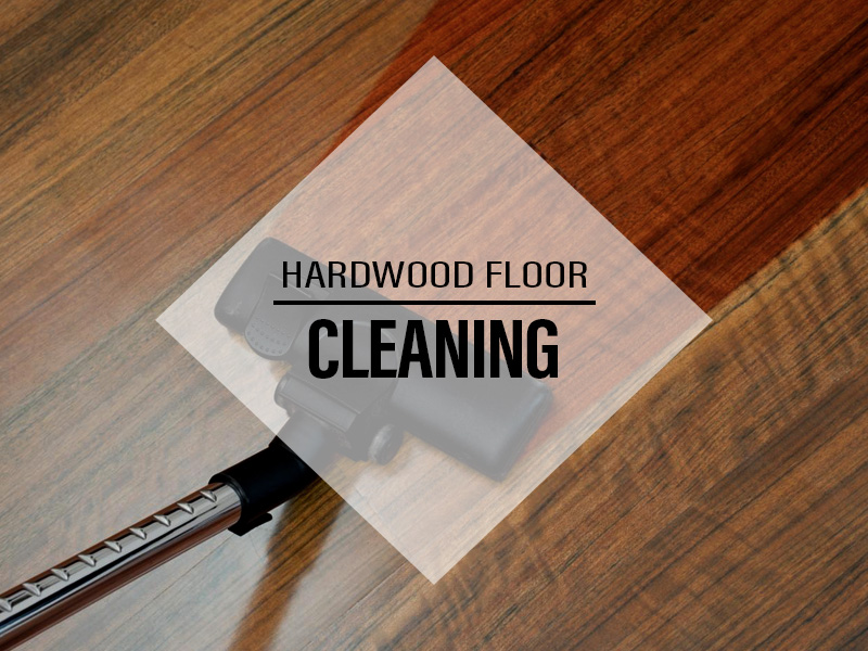 Corona Hardwood flooring cleaning service