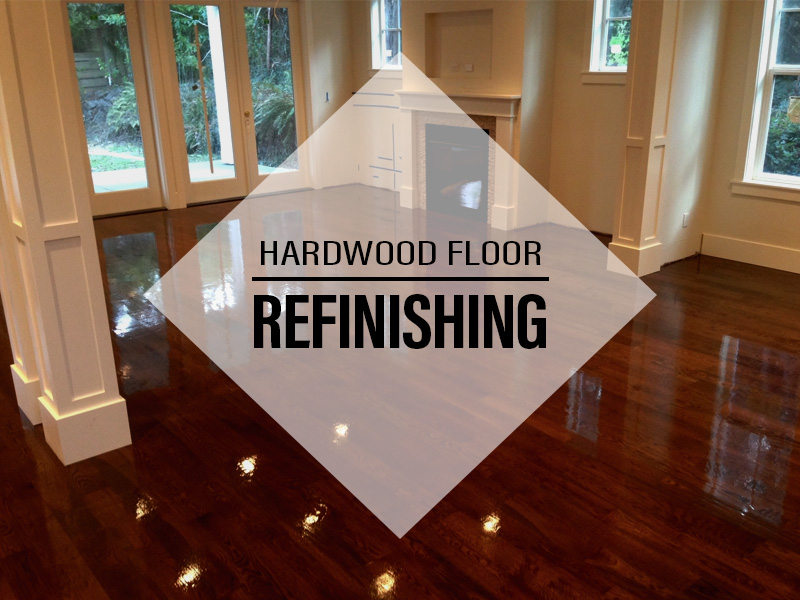 Corona Flooring refinishing